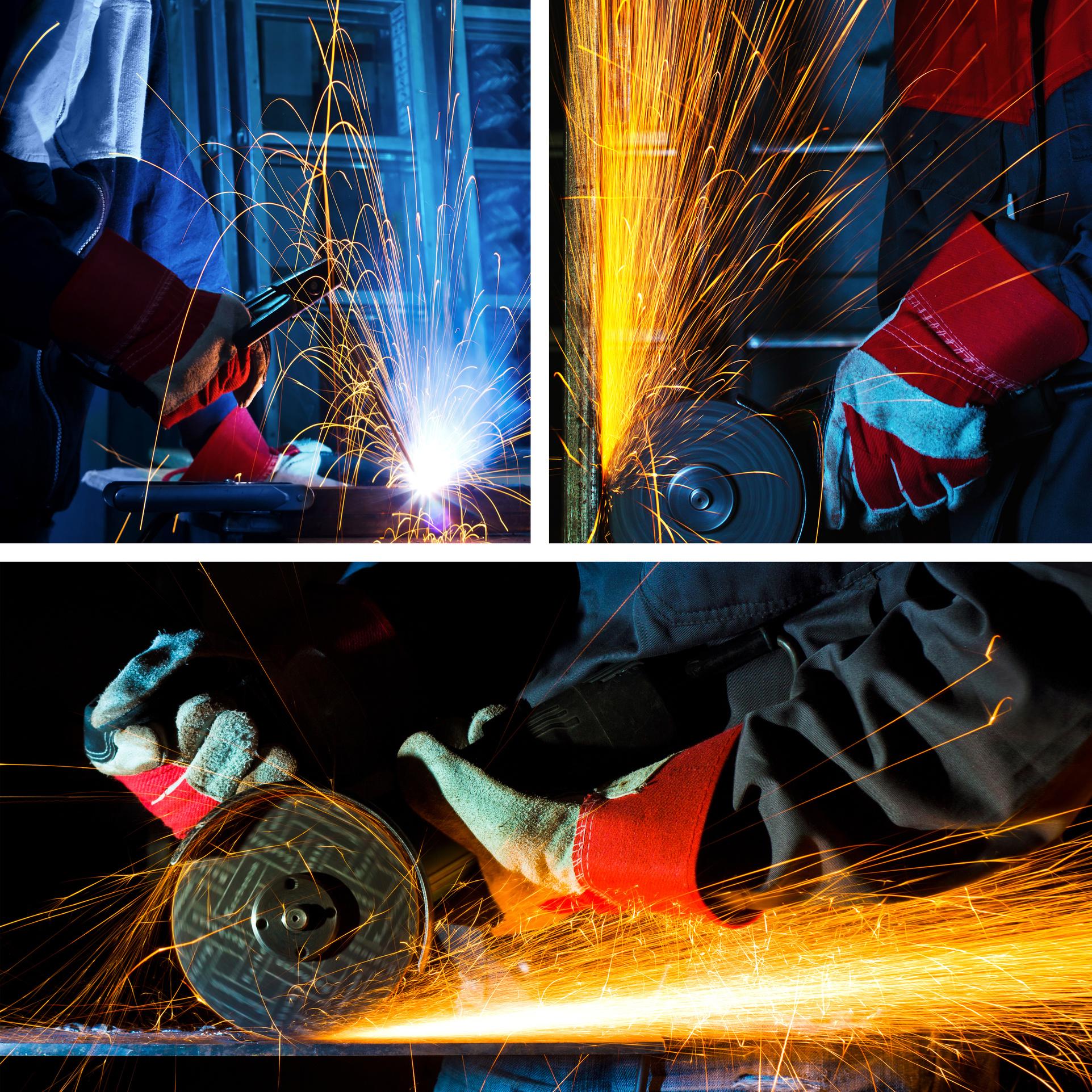 przygotowanie konstrukcji stalowych pod cynkowanie ogniowe